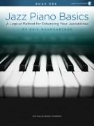 Jazz Piano Basics – Book 1 (book/Audio Online)