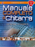 Manuale Completo di Chitarra (libro/Video On Web)