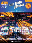 Trans-Siberian Orchestra: Violin Play-along Volume 40 (book/Audio Online)