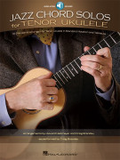 Jazz Chord Solos for Tenor Ukulele (book/CD)