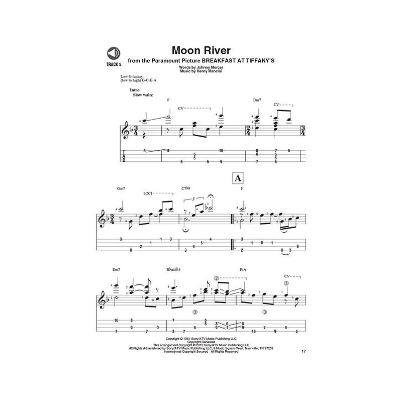 Jazz Chord Solos For Tenor Ukulele Bookcd Birdland Shop