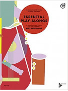 Essential Play-Alongs - Alto Saxophone (book/CD)
