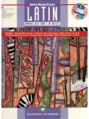 Latin Tracks - Improvise with Today Artists for Saxophone (book/CD play-along)