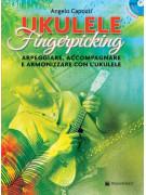 Ukulele Fingerpicking (con CD & download)