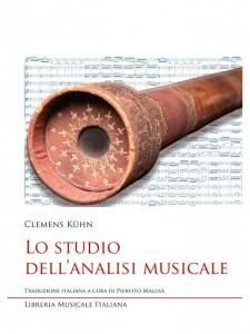 Lo studio dell'analisi musicale