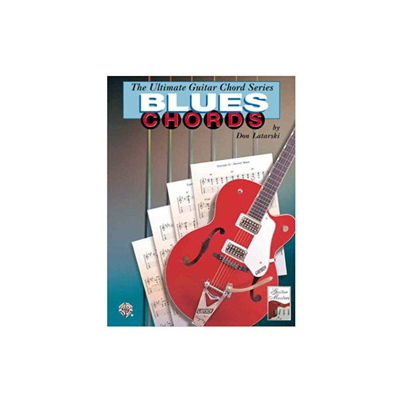 The Ultimate Guitar Chord Blues Chords