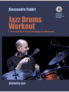 Jazz Drums Workout (libro/CD)