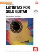 Latinitas for Solo Guitar (book/CD)