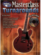 Guitar Axis Masterclass: Turnarounds (book/CD)