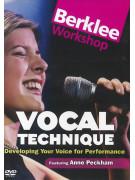 Berklee Workshop: Vocal Technique (DVD)