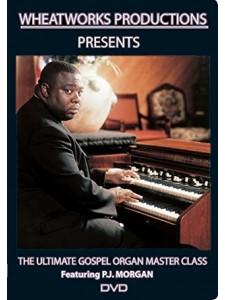 The Ultimate Gospel Organs Master Class (DVD)