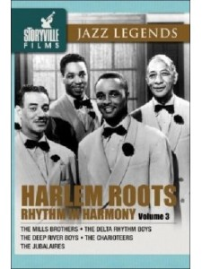 Harlem Roots: Rhythm in Harmony Volume 3 (DVD)