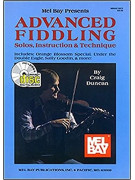 Advanced Fiddling-Solos, Instruction & Techniques (book/CD)