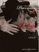 El Viaje - Violin (book/CD play-along)