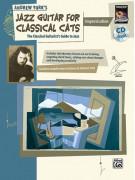 Jazz Guitar for Classical Cats: Improvisation (book/CD)