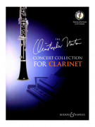 Concert Collection for Clarinet (book/CD play-along)