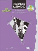 Suonare il Sassofono Contralto (libro/2 CD)