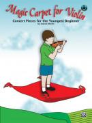 Magic Carpet for Violin (book/CD)