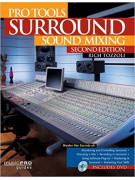 Pro Tools Surround Sound Mixing (book/CD)
