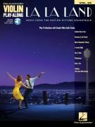 La La Land: Violin Play-along Volume 69 (book/Audio Online)