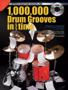 1.000.000 Drum Grooves in 4/4 Time (book/CD)