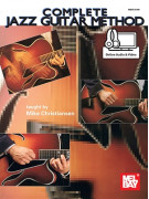 Complete Jazz Guitar Method (book/CD/DVD)