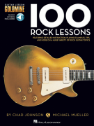 Goldmine : 100 Rock Lessons (book/2 CD)