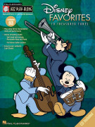 Jazz Play-Along Volume 93: Disney Favorites (book/CD)