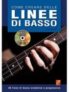 Come creare delle linee di basso (libro/DVD) a