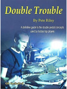 Double Trouble (book/CD)