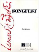 Leonard Bernstein Songfest (vocal score)