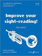 Improve Your Sight-reading! Trumpet, Grade 1-5