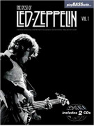 Play Bass with...The Best of Led Zeppelin vol.1 (book/2CD)