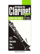 Introducing the Clarinet Plus - Book 1