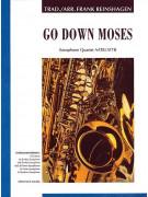 Go Down Moses (Sax Quartet)
