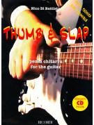 Thumb & slap per la chitarra (libro/CD)