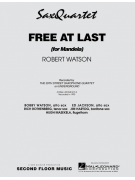 Free At Last (Sax Quartet)