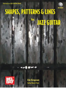 Shapes, Patterns & Lines for Jazz Guitar (Book/CD)