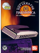 60 Hot Licks for Harmonica (book/CD)