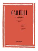 Carulli - 24 Preludi dall'Op. 114