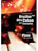 Brazilian & Afro Cuban Jazz Conception Piano (Book/CD)