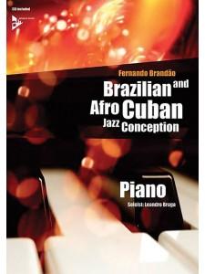 Brazilian & Afro Cuban Jazz Conception Piano (Book/CD)