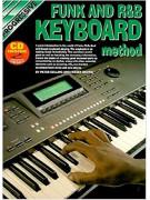 Progressive Funk and R&B Keyboard Method (book/CD)