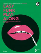 Flute : Easy Funk Play-Along (book/CD)
