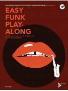 Saxophone : Easy Funk Play-Along (book/CD)