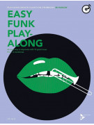 Trombone : Easy Funk Play-Along (book/CD)