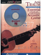 Teaches Essential Chords and Progressions for Acoustic Guitar (book/CD)