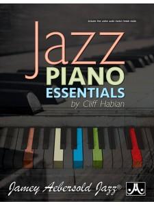 Jazz Piano Essentials (book/Audio Online)