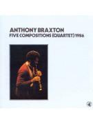 CD - Five Compositions (quartet) - 1986