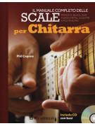 Il manuale completo delle scale per chitarra (libro/CD)